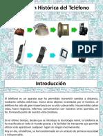 Evolución Histórica Del Teléfono