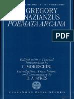Gregory Nazianzus - Poemata Arcana.pdf