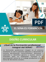 Diseño Curricular Fpi - Inducción - 2017