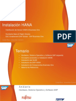 DRAFT Installation HANA&BusinessOne