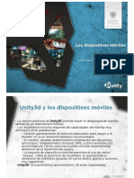 Unity3D 10 Dispositivos Moviles