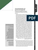 Una aproximación a la Gerencia del Siglo XXI.pdf