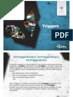 Unity3D 14 Triggers