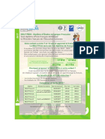 Calendrier Et Tarifs_DELF Prim 2017 PDF