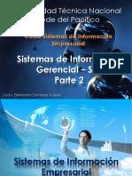 01 Sistema de Informacion Gerencial- Parte 2