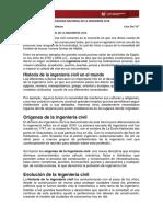 Historia Universal de La Ing Civil