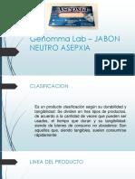 Genomma Lab – Jabon Neutro Asepxia
