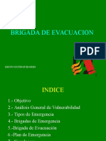 Brigadas de Evacuacion