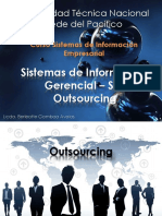 Contratación Outsourcing