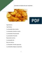 Patatas para guarnición en bolsa de asar moulinex cuisine.pdf