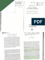 3.3 Cap VI - Mito y Poesía - Poesía y Publico en La Grecia Antigua - Gentili