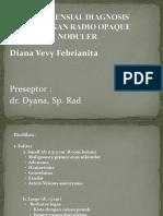 (Sumber) CSS DD Lesi Nodular