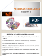 PSICOFARMACOLOGIA SESION 1