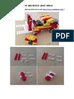 Lego. Toro Mecánico