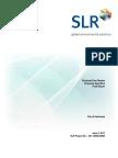 SLR Ajax Mine Peer Review
