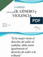 Mujer Genero y Violencia -Modulo 6