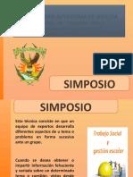 Simposio Universidad Autonoma