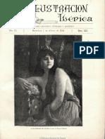 La Ilustración Ibérica (Barcelona. 1883). 7-2-1891
