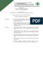 9.1.1.EP.2 Pemilihan Dan Penetapan Prioritas Indikator Mutu Klinis
