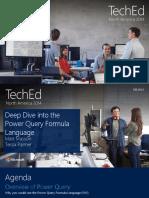 Derp Dive in PQ Formula