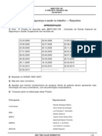 NBR consulta Pública