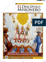 59-EL DISCÍPULO MISIONERO-ABRIL 2017