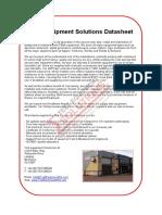 FLUKE TI125 Datasheet