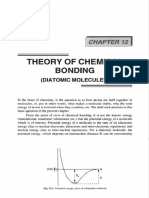 Chemical Bonding (Diatomic)