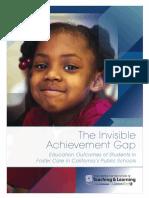 fostercare achievement-gap-report