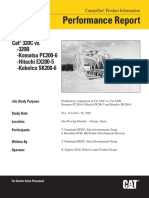 320C Perform Report (TEXR0335)