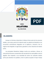 UNAJ - 05 Hilanderia PPT 01 Definición de Hilados