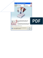 Interactive Epsonscan