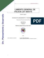 07ley5654reglamentogeneraldepolicia