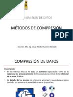 Métodos de Compresión