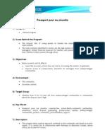 Passeport pour ma réussite (English version)