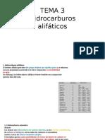 Capitulo 3 Hidrocarburos Alifaticos