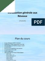 01 - Introduction Générale Aux Réseaux - TCP-IP