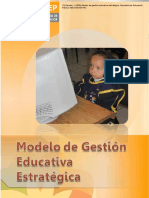 13. Modelo de Gestión Estratégica