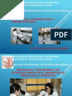 Laboratorio de Hematologia y Hemostasia