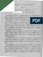 Latcham_1939 Tejidos Atacameños