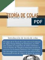 Presentacion Teoria de Colas