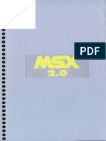 Manual Kit Msx2 Mpo