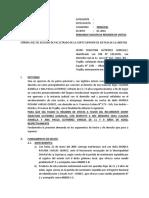 ESCRITO N° 01 - FIJACION DE REGIMEN DE VISITAS