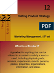 Ch 12-14 Product Strategy and Pricing.ppt