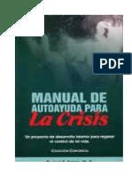 Batista Jose D - Manual De Autoayuda Para La Crisis.pdf