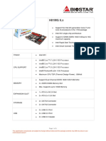 Biostar H81MG Manual