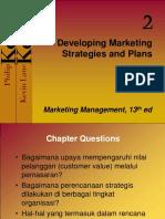 Ch 02 Mengembangkan Marketing Strategies & Plans