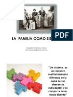 1.- La Familiacomo Sistema