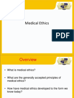 1-Introduction to Medical Ethics