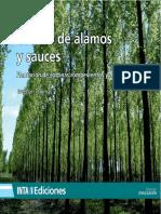 Inta Cultivo de Alamos y Sauces